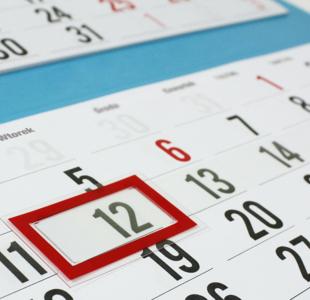 Kalendarze trójdzielne CN1 CN2